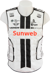 IZI Bodycooling customised sports vest
